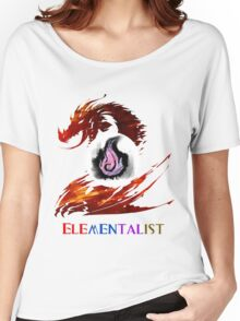 Guild Wars 2 Elementalist Women's Relaxed Fit T-Shirt