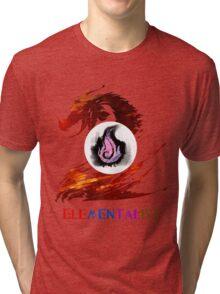 Guild Wars 2 Elementalist Tri-blend T-Shirt