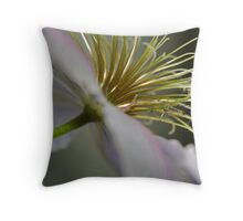 Summer Flower II Throw Pillow