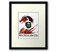 Guild Wars 2 Necromancer Framed Print