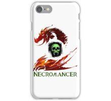 Guild Wars 2 Necromancer iPhone Case/Skin