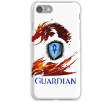 Guild Wars 2 Guardian iPhone Case/Skin