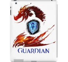 Guild Wars 2 Guardian iPad Case/Skin