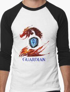 Guild Wars 2 Guardian Men's Baseball ¾ T-Shirt