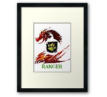 Guild Wars 2 Ranger Framed Print