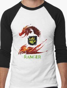 Guild Wars 2 Ranger Men's Baseball ¾ T-Shirt