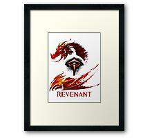 Guild Wars 2 Revenant Framed Print