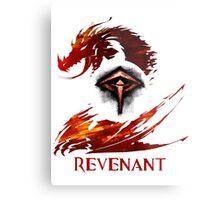 Guild Wars 2 Revenant Metal Print