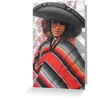 mexicana Greeting Card