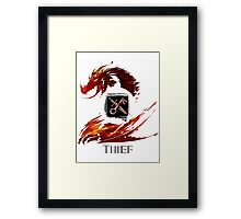Guild Wars 2 Thief Framed Print