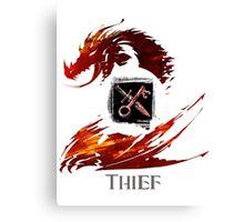 Guild Wars 2 Thief Canvas Print