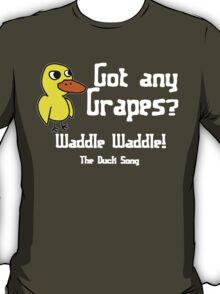 Duck Song Funny Geek Nerd T-Shirt