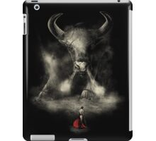 Matador's Match iPad Case/Skin
