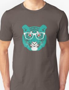 Bookish Big Cat Unisex T-Shirt