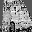 Hammam al Ali Fort, Oman by John Brotheridge