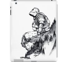 Iron Giant iPad Case/Skin