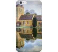 The Parish Church of St Bartholomew's Fingest - HDR iPhone Case/Skin