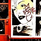 Melbourne Street Art, 2009- 1 by Tash  Menon