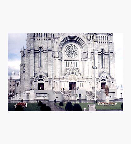 Basilica of St. Anne de Beaupre Photographic Print