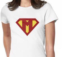 Super Mum Womens Fitted T-Shirt