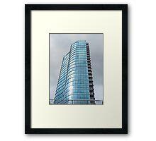 The Corporate Blues II Framed Print
