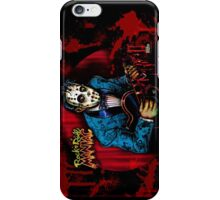 Rock n Roll Maniac Rockabilly iPhone Case/Skin