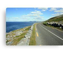 Scenic Clare road Canvas Print