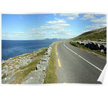 Scenic Clare road Poster