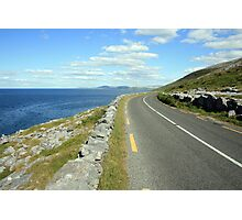 Scenic Clare road Photographic Print