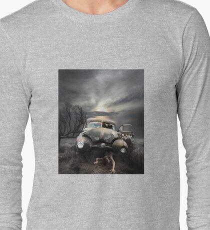 subliminal fear 2 Long Sleeve T-Shirt