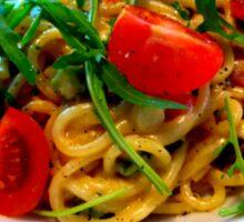 Spaghetti Primavera Sticker