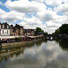 Quartier Sainte Leu - Amiens by Clare Forder