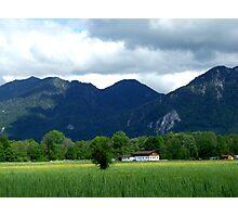 German Countryside I Photographic Print
