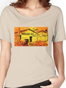 Miami Ice Women's Relaxed Fit T-Shirt