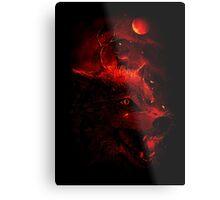 Red Dream Metal Print
