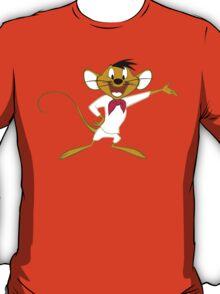 Speedy gonzales standing Funny Geek Nerd T-Shirt
