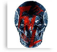 theFMLpodcast - Skull Logo Canvas Print