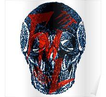 theFMLpodcast - Skull Logo Poster