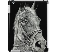 Dressage Horse iPad Case/Skin