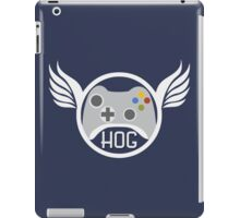 Head of Gaming Blue iPad Case/Skin