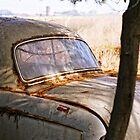 Old Car by Andy Bulka