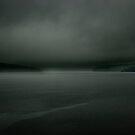 Rain Falling (Original) by Mary Ann Reilly