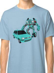 Nissan Micra Transformer Classic T-Shirt
