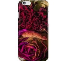 Floral's End iPhone Case/Skin