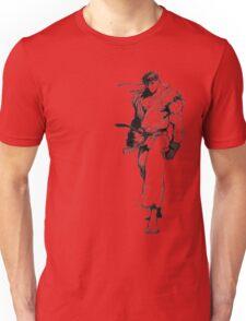 Ryu Portrait Unisex T-Shirt