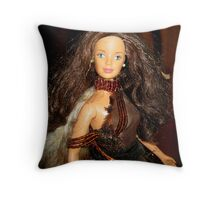 Centaur Of The Forest Throw Pillow