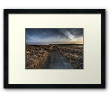 Morrison's Beach Framed Print