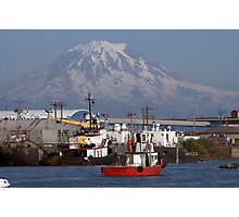 Thea Foss Waterway Photographic Print