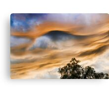 The Eye to the Heavens Canvas Print