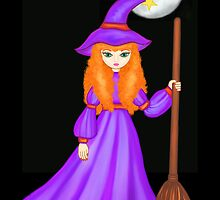 Witch 2008 by pixiewildflower